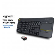 teclado logitech K400 PLUS f3