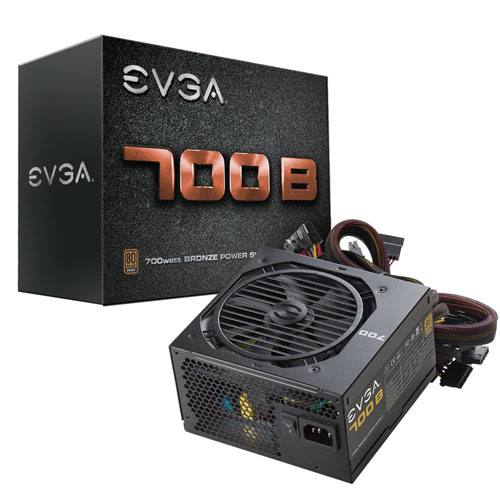 Fuente Evga 700b Bronze Power Supply F1