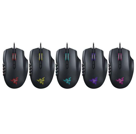 Mouse Razer Naga Chroma f4