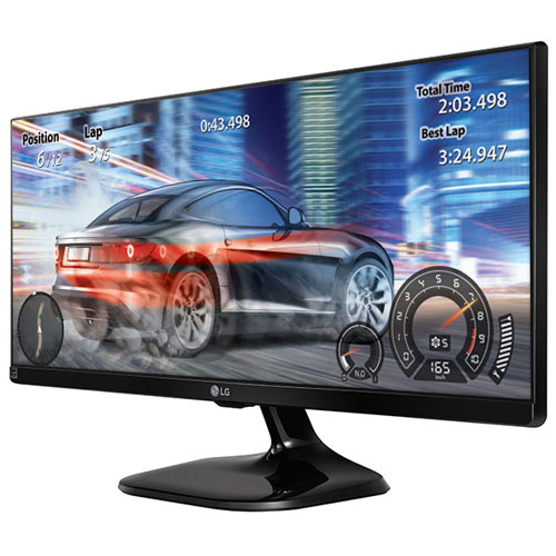 Monitor 25 Um58 .lg Ultrawide F3