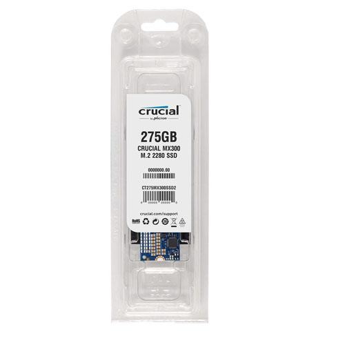 DISCO SSD 275GB M.2 CRUCIAL F4