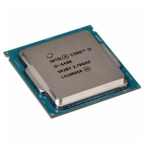Procesador Intel 6ta Generacion Core I5-6400  f2