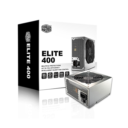 fuente cooler master  elite 400w f3